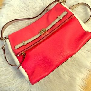 Kate spade medium satchel crossbody